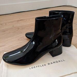 Loeffler Randall Carter Patent Leather Boots